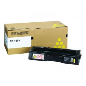 Kyocera toonerkassett TK-150Y TK150Y
