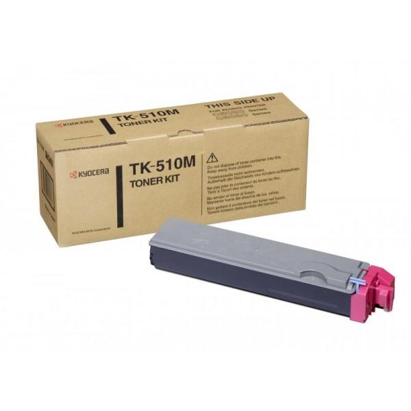 Kyocera toonerkassett TK-510M TK510M 1T02F3CEU0