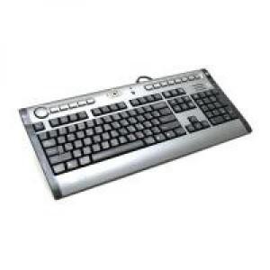 Проводная мультимедийная клавиатура A4Tech KAS15E