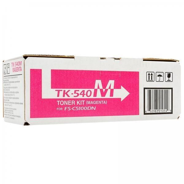 Kyocera toonerkassett TK-540M TK540M 1T02HLBEU0