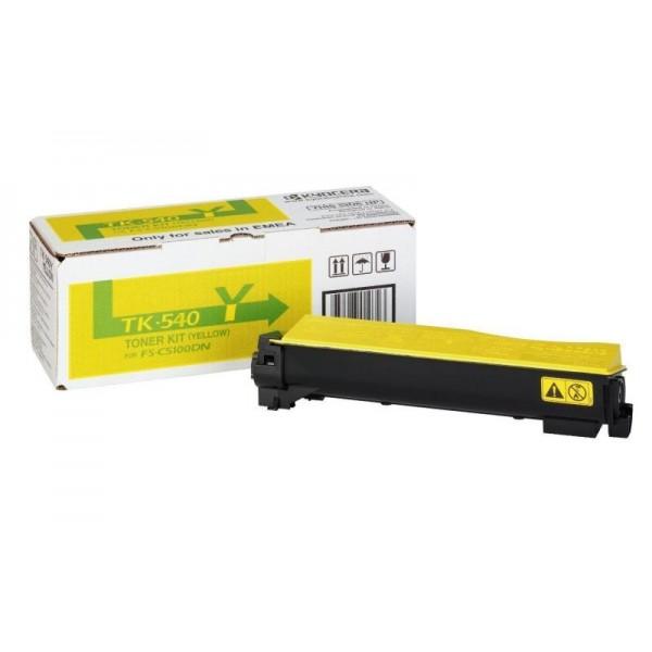 Kyocera toonerkassett TK-540Y TK540Y 1T02HLAEU0