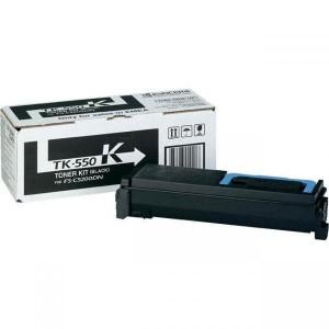 Kyocera toner cartridge TK-550K TK550K