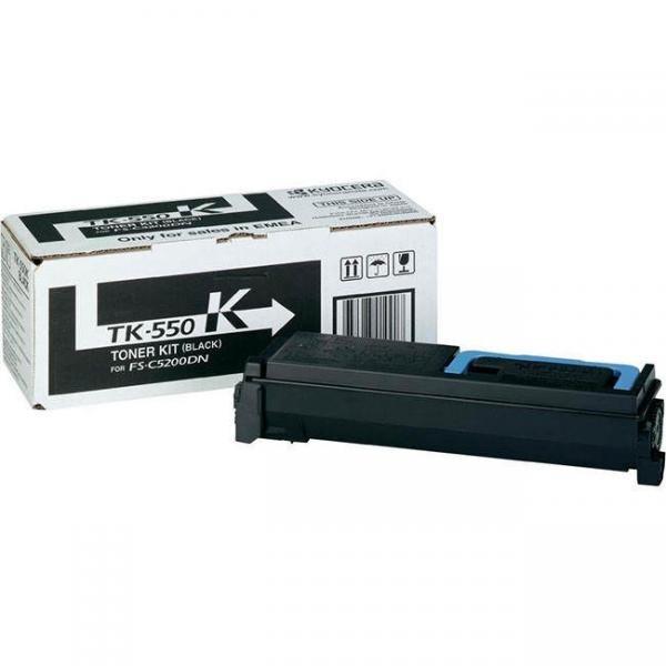Kyocera toonerkassett TK-550K TK550K