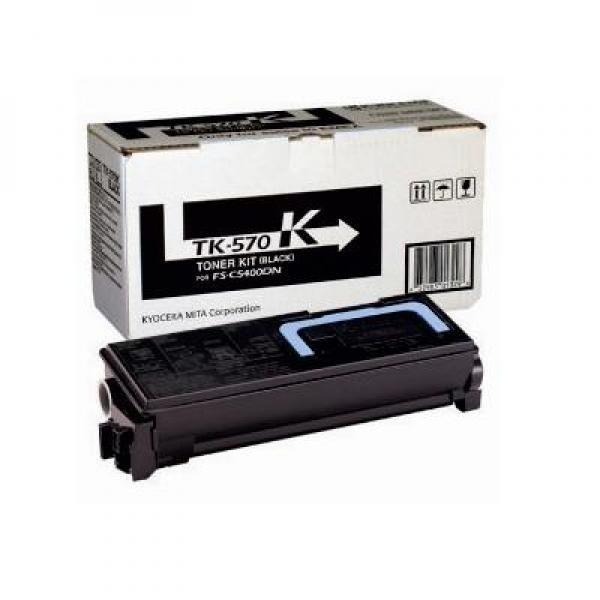 Kyocera toonerkassett TK-570BK TK570BK