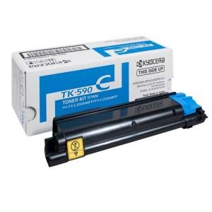 Kyocera toner cartridge TK-590C TK590C