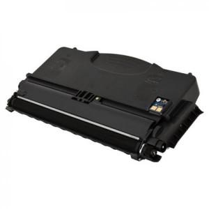 Dofe analoog tooner Lexmark 12035SA 12016SE E120 series BK