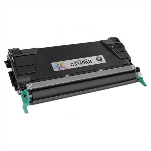 Dore analoog tooner Lexmark CS310 70C2HK0 702HK 700H1 Y CS 310 series 410 series 510 series
