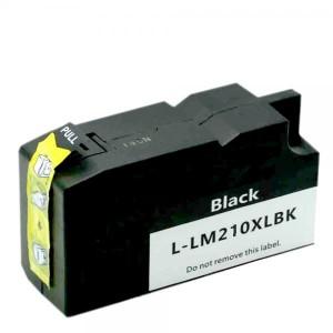 G&G аналоговый чернильный картридж Lexmark 200BK 0200XLBK