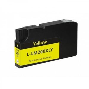 G&G analog ink cartridge Lexmark 200Y 0200XLY