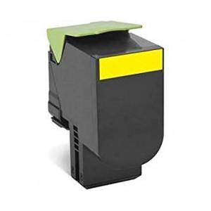 G&G analoog toonerkassett Lexmark NT-FPL801XY-A 80C1SY0/80C2SY0/80C8SY0