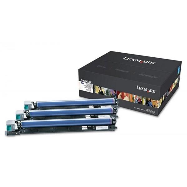 Lexmark - Photoconductor kit (pack of 3) C950X73G