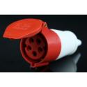 Tööstuslik pistik 32A IP44