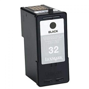 Lexmark tindikassett 18CX032E BK