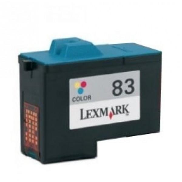 Lexmark tindikassett 18LX042E Nr 83 C/M/Y