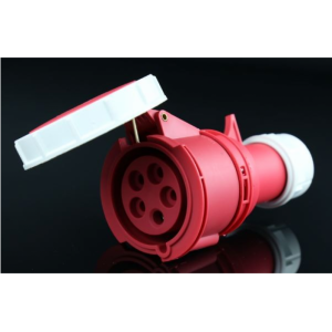 Industrial plug 16A IP67