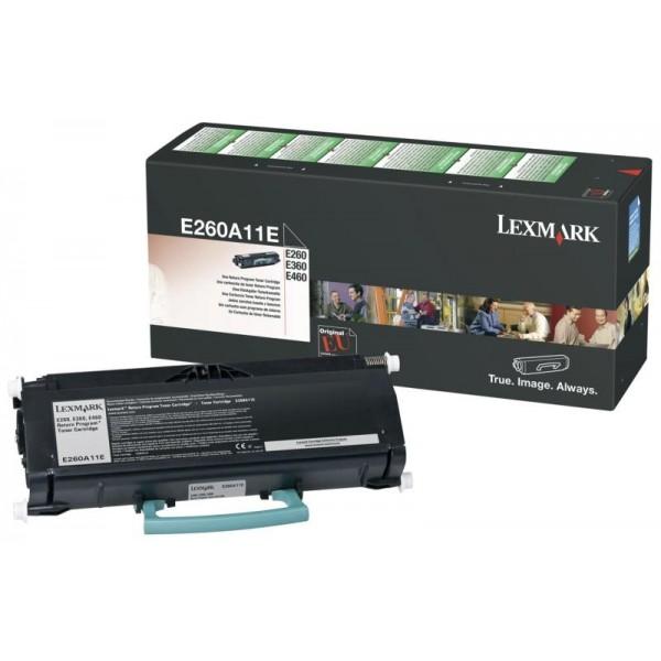 Lexmark toonerkassett E260A11E