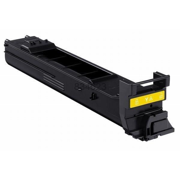 KONICA MINOLTA toonerkassett TKM130 A0DK252 Yellow