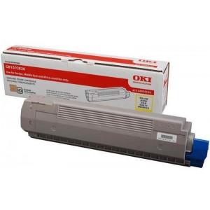 G&G аналоговый тонер OKI NT-COC810FY 44059105