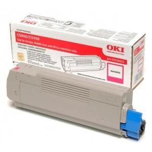 OKI toner cartridge 43324422