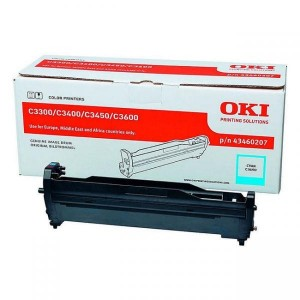 OKI toner cartridge 43460207