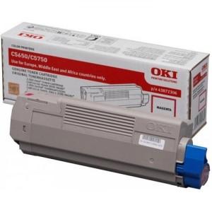 OKI toonerkassett 43872306