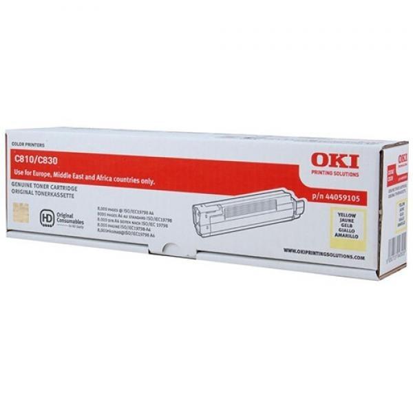 OKI toonerkassett 44059165