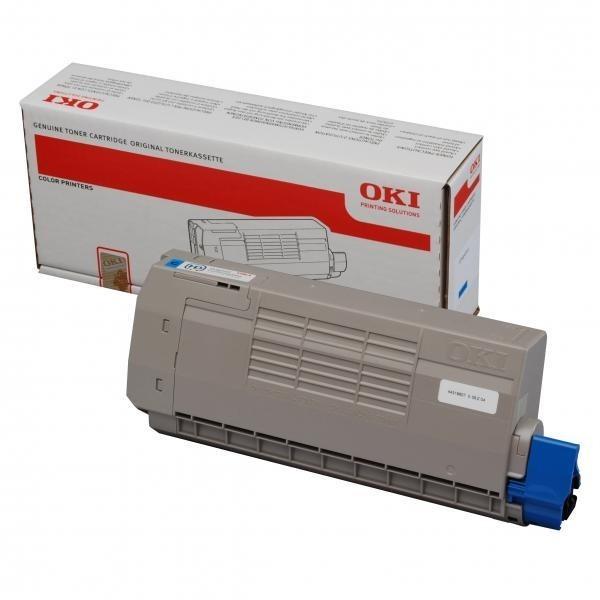 OKI toonerkassett 44318607
