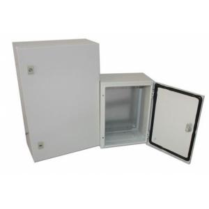 Стальная распределительная коробка 400x300x150 IP66