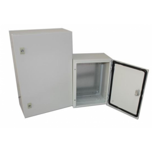 Steel box 300x300x200 IP66