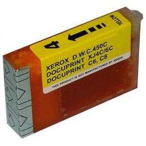 G&G analog ink cartridge NX-07663 Y Yellow