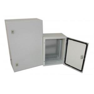 Steel box 500x400x250 IP66