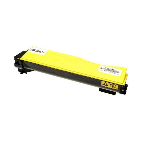 Dore analoog tooner UTAX 4452110016 4452110116 CLP-3521 CLP3521 Yellow