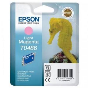 Epson черный картридж C13T04864010 T0486