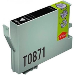 G&G tindikassett Epson C13T08714010 T0871 Stylus Photo R1900