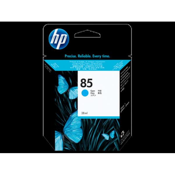 HP tindikassett C9425A 85 Cyan