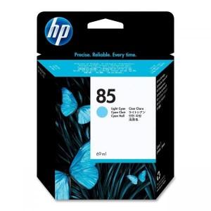 HP чернильный картридж C9428A 85 Light Cyan