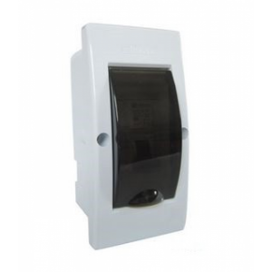 Flush distribution box 2 way IP40