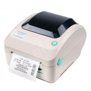 Label Printer Xprinter XP-470B 20mm ~ 103mm Otsene termiline USB POS-kviitung Vöötkoodi sildi tegija printer