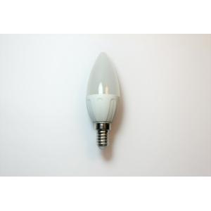 LED bulbs E14-C37 7W 3000K