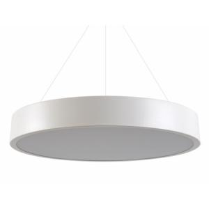 LED CIRCLE pendant light 60W, WW, IP20, 3000K, AC230V, (50HZ), Ø600mm*90↕mm