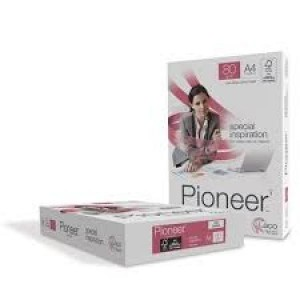 Pioneer A4 paber 80g/500 lehte.