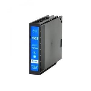 Dore аналоговый чернильный катридж Epson C13T755240 T7552XL Cyan