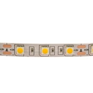 LED valge lint 5m, IP20, 2800-3200K  14,4W/m