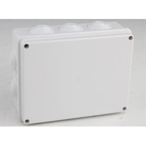 Junction box 200x155x80 IP65