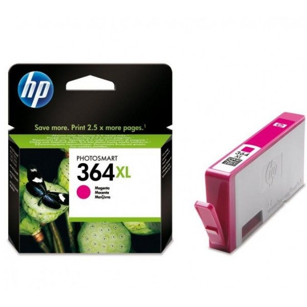 HP tindikassett CB324EE 364XL Magenta CB324