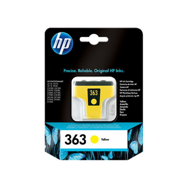 HP tindikassett C8773EE 363