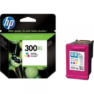 HP чернильный картридж CC644EE 300XL Tricolor