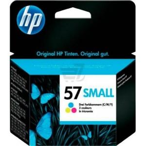 HP ink cartridge C6657GE 57 ABE