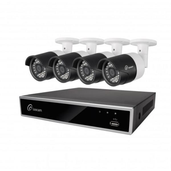 Videovalve süsteem 68027(L4-B4-1T-PACK)